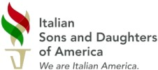 Italian Sons and Daughters of America logo